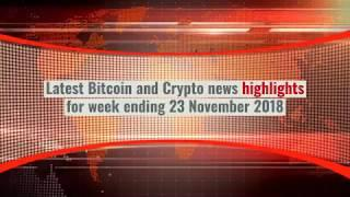 Latest Bitcoin and Crypto News - Bitcoin dives, ICO crack down, BCH Hash war, Blockchain adoption