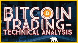 Trading Bitcoin Litecoin and Ethereum- TECHNICAL ANALYSIS (LIVE ARCANE BEAR)