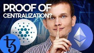 Will Proof of Stake Lead To MASSIVE Centralization!? Ethereum, Tezos & Cardano