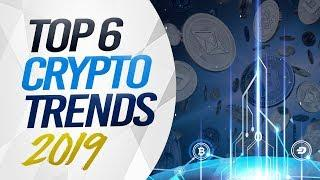 TOP 6 CRYPTO TRENDS 2019 // Ethereum Classic Hack