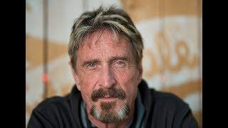 JOHN MCAFEE'S BEST BITCOIN ADVICE EVER? NEW Opinion Tells What BTC INVESTORS MUST Do IN 2019